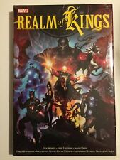 REALM OF KINGS HARDCOVER NEW