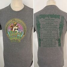 ISLE OF WIGHT 2013 Festival T Shirt Size Medium Stone Roses Killers Bon Jovi