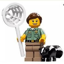 NEW FACTORY SEALED Lego Minifigures Series 15  Animal Control Officer