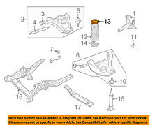 GM OEM Front Suspension-Spring Seat 15597425