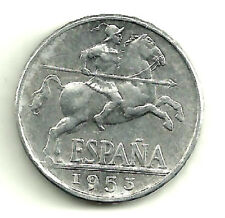 ESTADO ESPAÑOL. 1953. 10 CÉNTIMOS (EBC+) PRECIOSA
