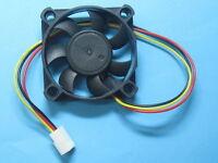 1 pcs Brushless DC Cooling Fan 12V 5010S 7 Blades 50x50x10mm 3pin Sleeve-bearing