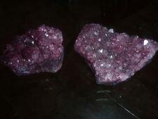 cristalloterapia DRUSA AMETISTA CRISTALLINA cristallo naturale minerale roccia 3
