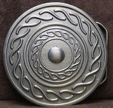Round Stylish Looking Belt Buckle