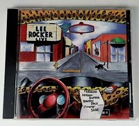 Lee Rocker Live by Lee Rocker (CD, Jun-1999, J-Bird Records)