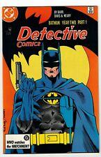 DETECTIVE COMICS #575 (NM-) BATMAN! Year Two Part 1 Alan Davis Art! 1987