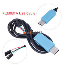 1/2/5/10PCS PL2303TA USB TTL to RS232 Converter Serial Cable Module For XP VISTA