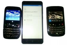 1 New Boost Mobile Zte and 2 Used Android Phone Verizon Blackberry At&T cell