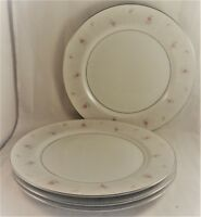 "Amy By Mikasa 10 ¼"" Dinner Plates (Set of 4) #8440 Fine China"