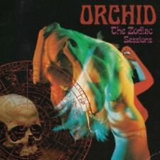 ORCHID - THE ZODIAC SESSIONS  CD NEW+
