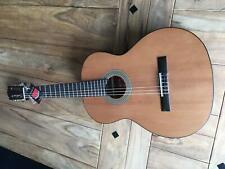 Martinez ES-04C Konzertgitarre Klassische Gitarre mit Transportschaden