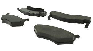 Disc Brake Pad Set-C-TEK Metallic Brake Pads-Preferred Front Centric 102.00840
