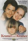 DVD *** KRAMER CONTRE KRAMER *** avec Dustin Hoffman, Meryl Streep, ...