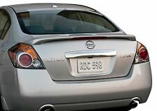 #255 PRIMERED FACTORY STYLE SPOILER fits the 2007 - 2012 NISSAN ALTIMA SEDAN