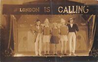 POSTCARD MILITARY WII POW STALAG XI C London is Calling Gordon Highlanders