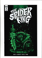The Spider King #1 VF/NM 9.0 Cover A IDW Comics 2018
