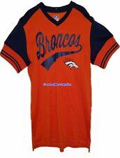 Denver Broncos NFL Core Collection Ace Plaited Knit Jersey - Medium