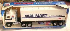 Vintage Nylint Pressed Steel Wal-Mart 18 Wheeler Truck W/Original Box