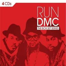 RUN-D.M.C. The Box Set Series 4CD BRAND NEW Fatpack