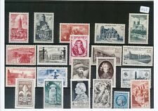 TIMBRES DE FRANCE ANNEE COMPLETE 1947 NEUF LUXE **