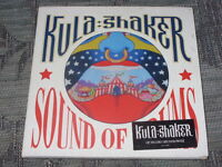 Kula Shaker:  Sound of Drums   CD Single + Poster   NM