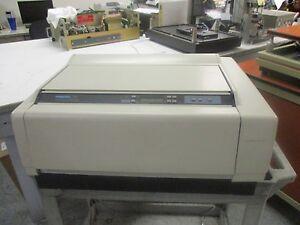 Printek Model: FM8000se Ethernet Dot Matrix Printer.  Part Number:  91202<