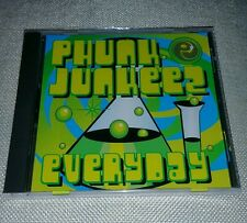 Phunk Junkeez Everyday 2003 New DJ Promo CD Sealed