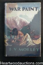 War Paint by F.V. Morley 1935