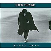 Nick Drake Fruit Tree 4 CD Set Pink Moon,Time Of No Reply,Five Leaves,Bryter....