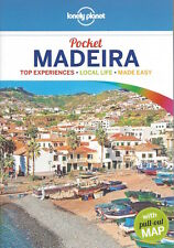 Lonely Planet Pocket Madeira (Spain) *FREE SHIPPING - NEW*