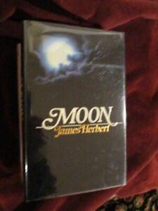 James Herbert - MOON - 1st
