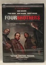FOUR BROTHERS - NEW DVD - COLLECTORS EDITION - MARK WAHLBERG