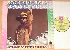 JOHNNY OTIS SHOW - Rock And Roll Classics  (CAPITOL, NL 1975 / LP vg++/m-)