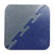 1 x Small SAMPLE Of our 7mm Pvc Interlocking Garage Workshop Flooring Tiles Gym