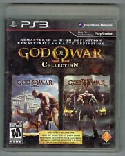 God of War Collection (Sony PlayStation 3, 2009) ~ Used Complete ~