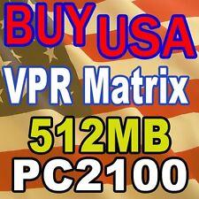 512MB VPR Matrix 185A5 200A5 LAPTOP MEMORY RAM