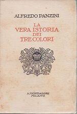 Panzini, La vera istoria dei tre colori, Risorgimento, Mondadori, 1926