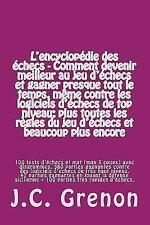 Encyclopedie des Echecs by J. C Grenon (2014, Paperback)