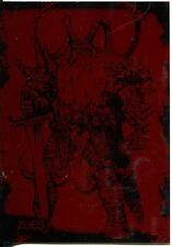 Spawn The Toy Files Design Sketch Card Chase Card D6
