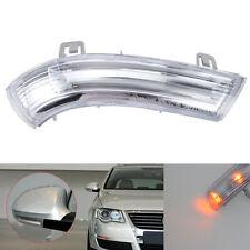Wing Mirror Indicator Turn Signal light LED Right Side For VW Golf PASSAT