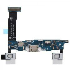 Samsung Galaxy Note 4 CONNETTORE DI RICARICA Flex dock Micro USB Cavo Flex SENSORE HOME NUOVO