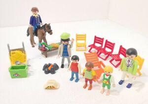 Vintage Playmobil Geobra 70's & 80's Figures And Spares