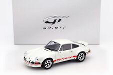 Porsche 911 2.8 rsr blanc 1:18 GT-spirit