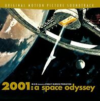 Original Motion Picture Soundtrack  - 2001: A Space Odyssey [CD]