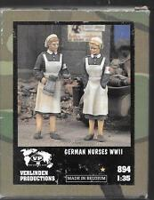 Verlinden WWII German Nurses in 1/35 894 ST
