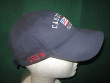 "Carnival TRIUMPH Cruise Ship  Baseball CREW Cap (Adult Size) Adjustable ""2011"""
