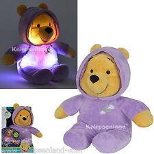 Disney Winnie the Pooh Schlummerlicht Nachtlicht Kuscheltier Plüschtier 28cm Bär