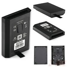320GB Hard Drive Enclosure Case Shell Cover for Xbox 360 Slim HDD Replacement