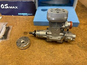 O.S. MAX .91 VR-DF R/C Glow Model Airplane Ducted Fan Engine
