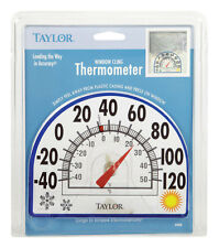 KLEERTEMP OUTDOOR Window Thermometer FREE SHIPPING
